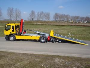 Schuifplateau de Groot Techniek depannage 2000 (10)