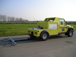 ABC mercedes GD wrecker aflevering 006