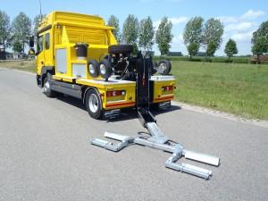 Bergnet lepelauto de groot Techniek (19)