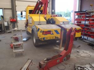 reparatie takelwagen