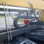 Poort bergingswagen schuifplateau de Groot Techniek (20)